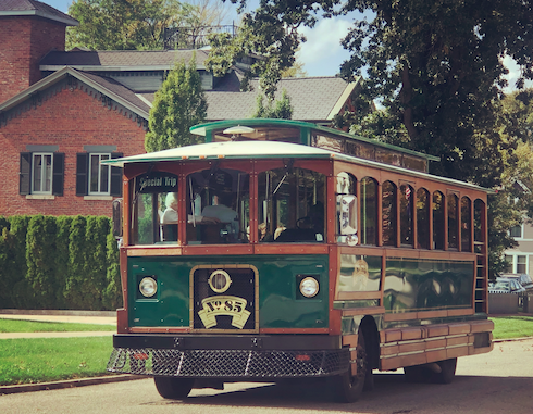 Famed Homes Trolley Tour